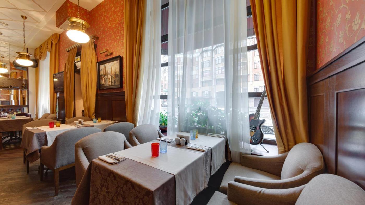 Ресторан Сопрано на Орджоникидзе (Soprano) фото 7