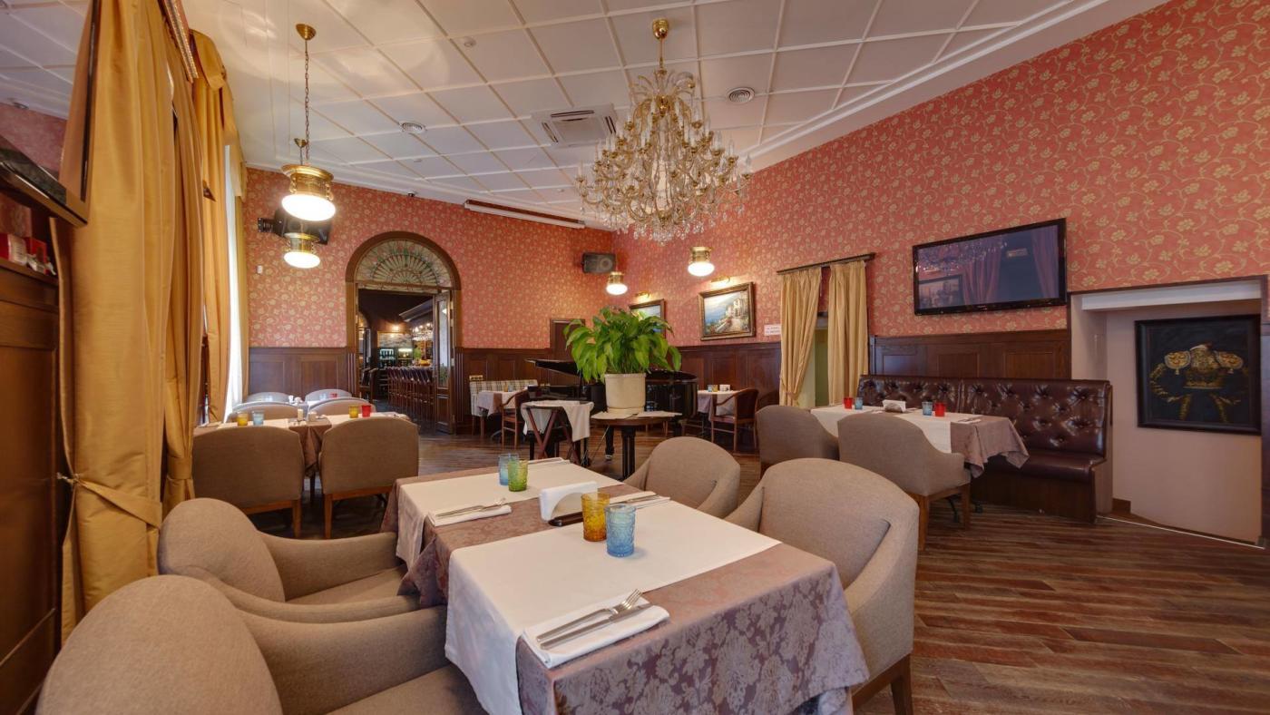 Ресторан Сопрано на Орджоникидзе (Soprano) фото 8