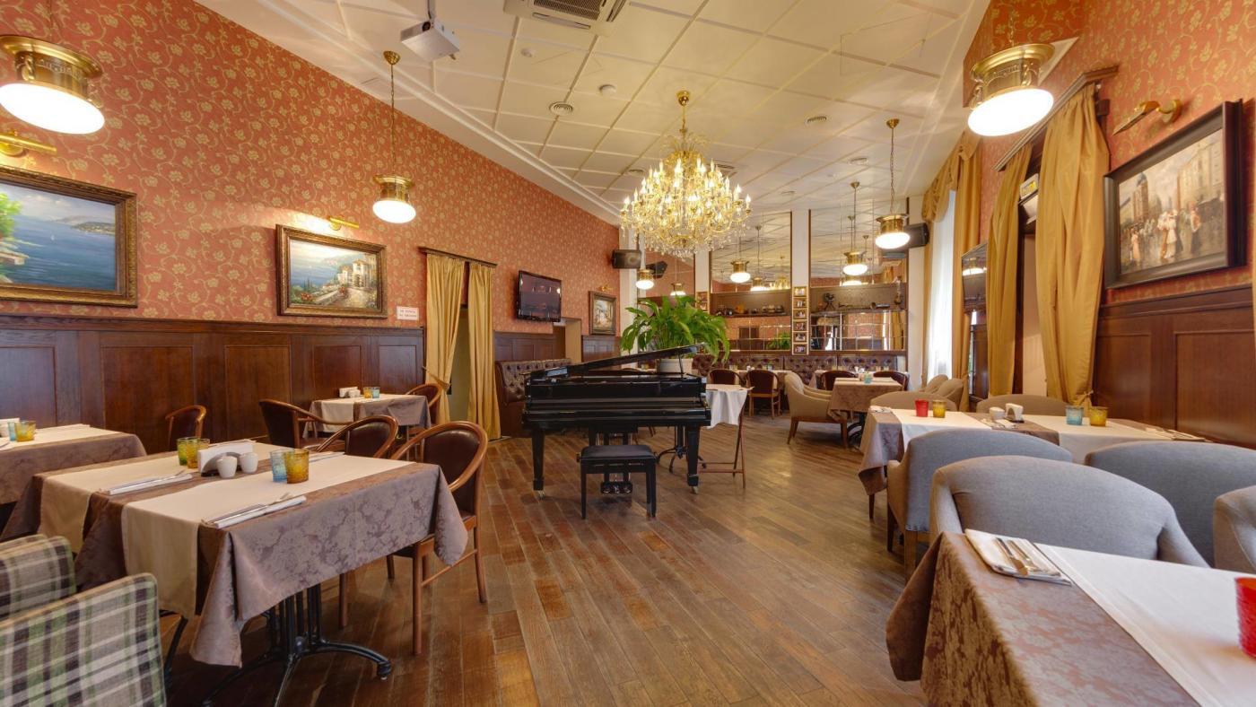 Ресторан Сопрано на Орджоникидзе (Soprano) фото 9