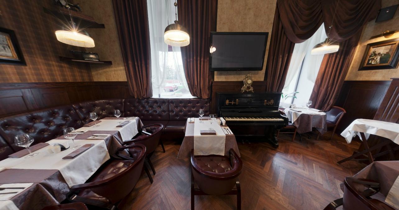 Ресторан Сопрано на Орджоникидзе (Soprano) фото 20