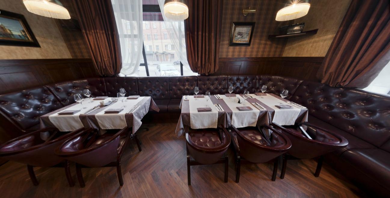 Ресторан Сопрано на Орджоникидзе (Soprano) фото 21