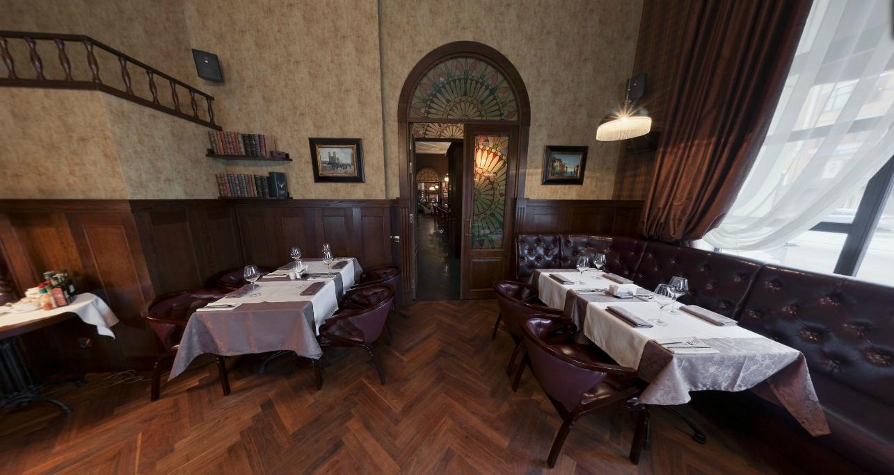 Ресторан Сопрано на Орджоникидзе (Soprano) фото 22