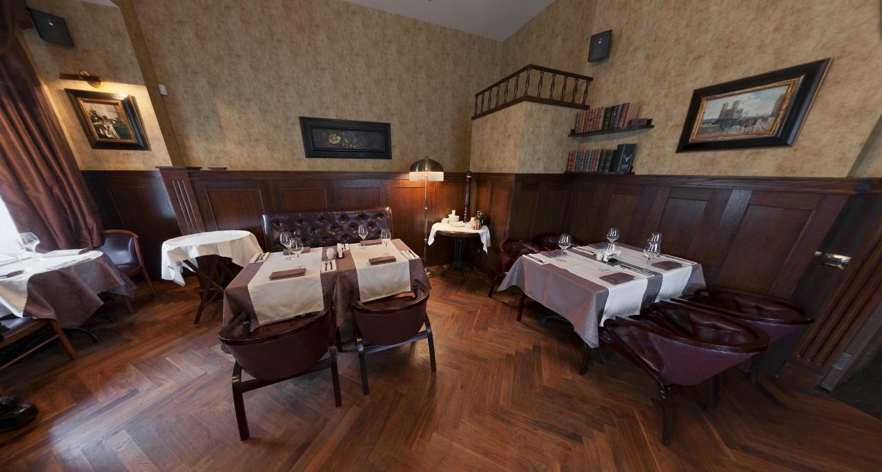 Ресторан Сопрано на Орджоникидзе (Soprano) фото 23