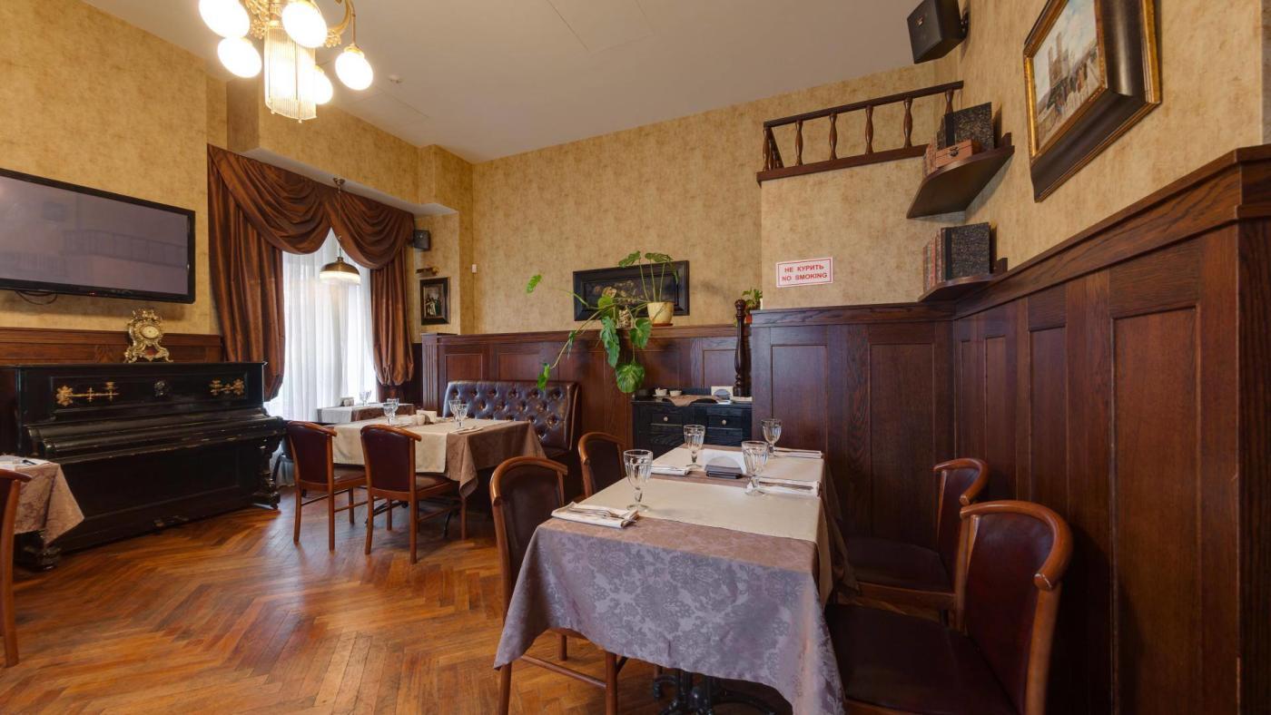 Ресторан Сопрано на Орджоникидзе (Soprano) фото 25