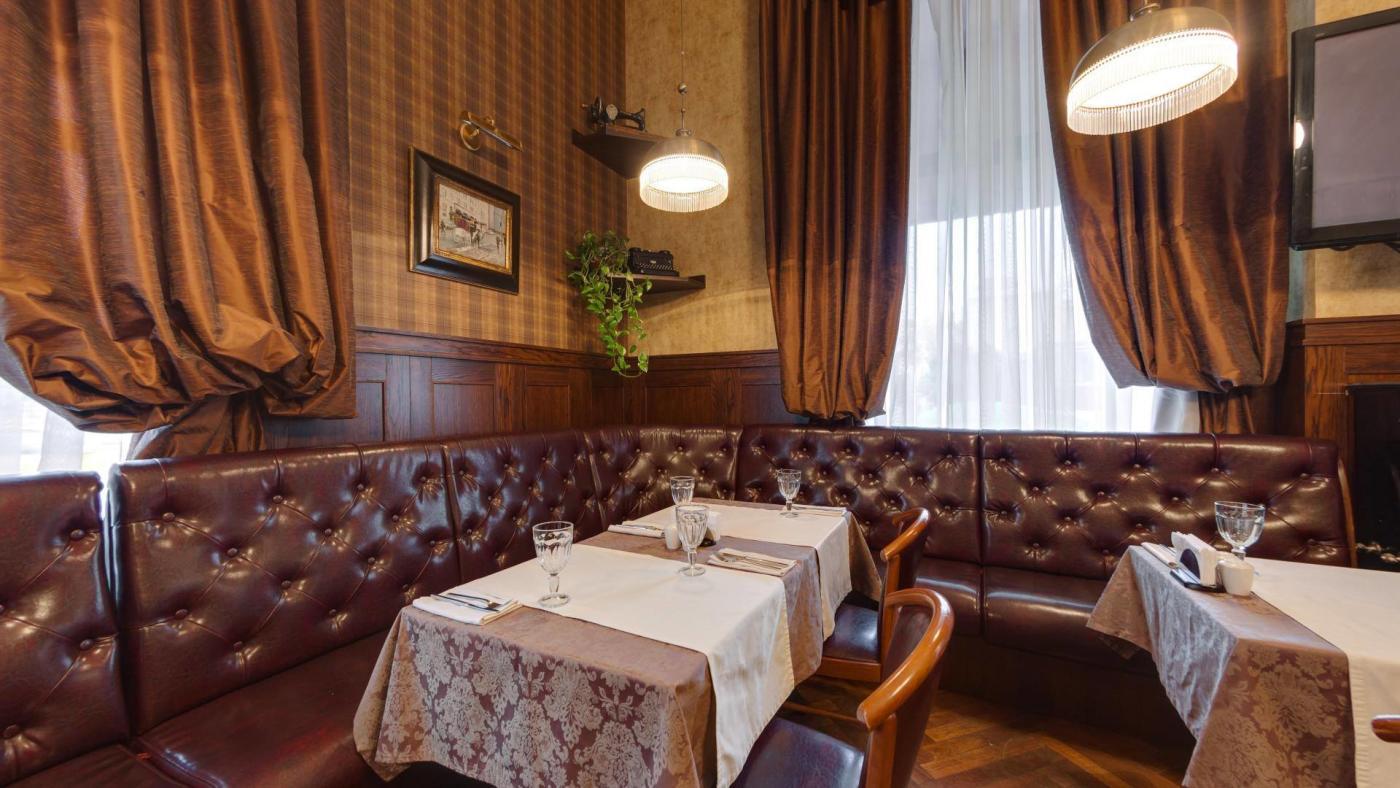 Ресторан Сопрано на Орджоникидзе (Soprano) фото 27
