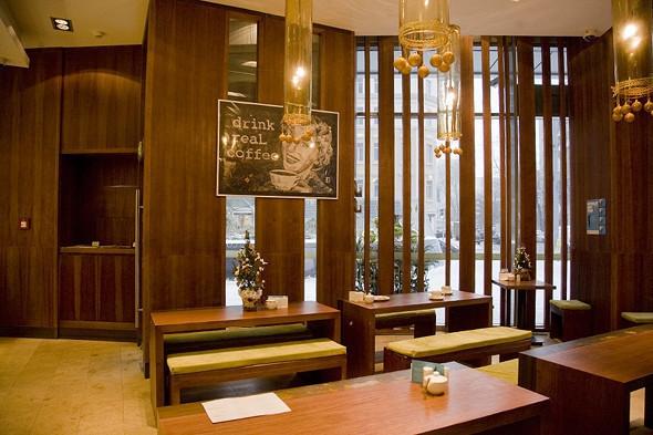 Кафе Булка на Большой Грузинской (Bulka) фото 1
