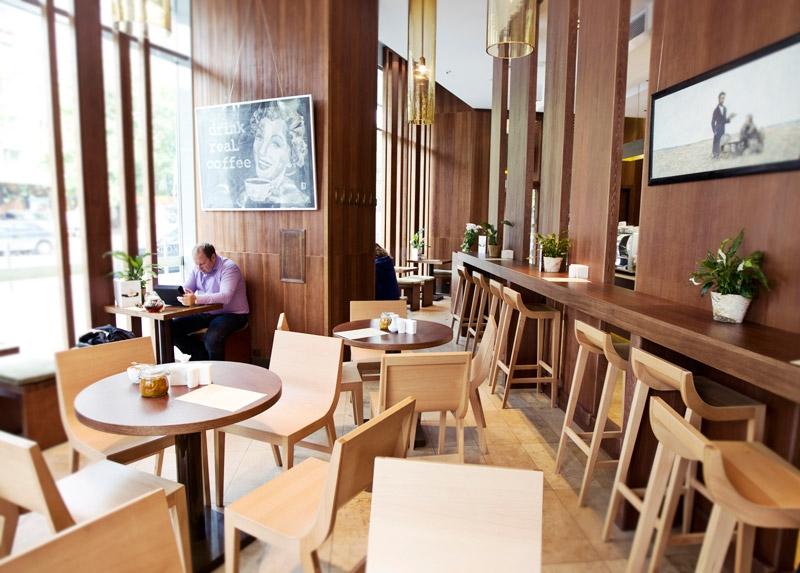 Кафе Булка на Большой Грузинской (Bulka) фото