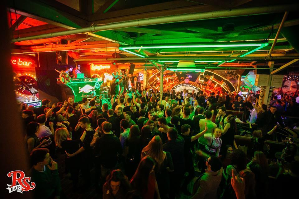 Клуб Роллинг Стоунз Бар (Rolling Stone Bar) фото 13