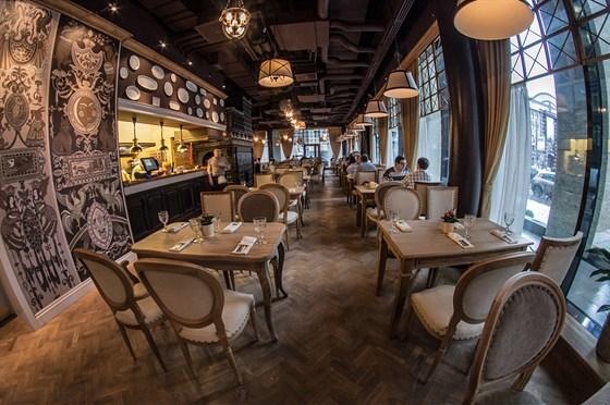 Ресторан Душа на Лесной (Dusha) фото 3