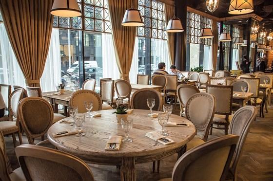 Ресторан Душа на Лесной (Dusha) фото