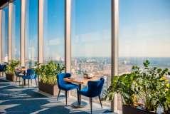 Банкетное фото 3 360 в Москва Сити - 89 этаж