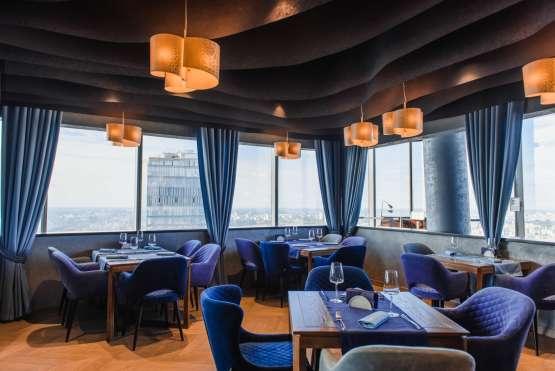 Фото 360 в Москва Сити - 89 этаж