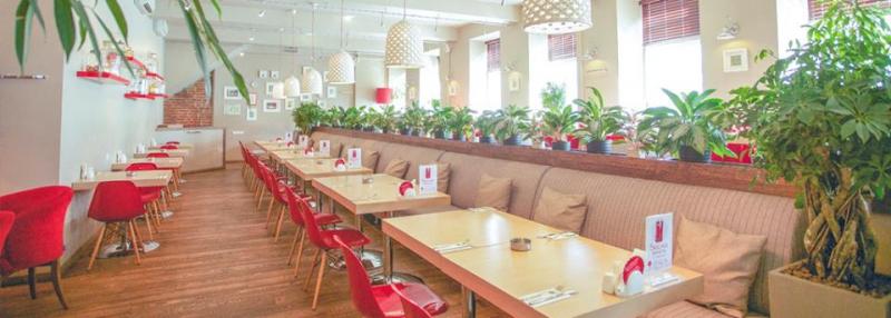 Кафе Woody Cafe (Вуди Кафе) фото 1