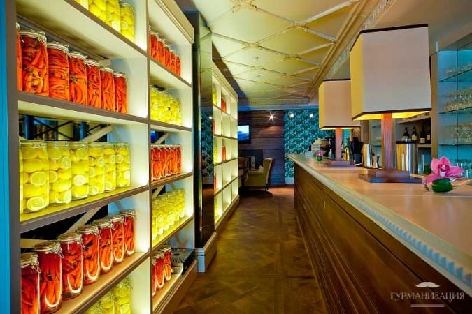 Ресторан Beefbar Moscow (Бифбар Москоу) фото 2