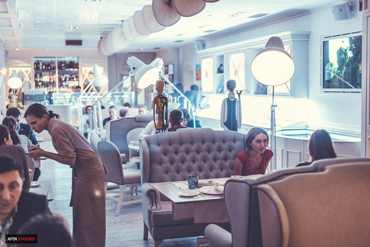 Ресторан Белый на Арбате фото 14