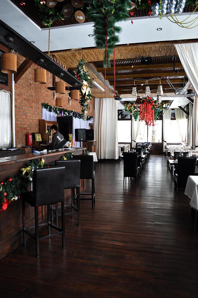 Ресторан Поместье Парк в Серебряном Бору фото 13