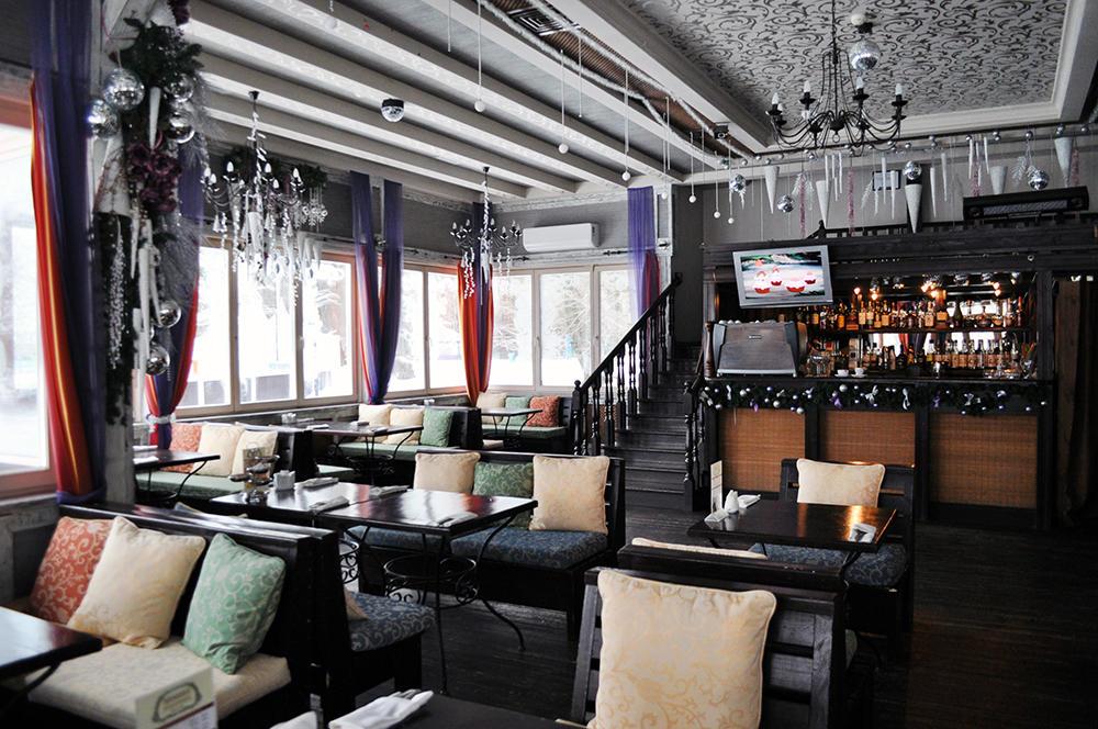 Ресторан Поместье Парк в Серебряном Бору фото 6