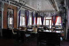 Ресторан Поместье Парк в Серебряном Бору фото 7