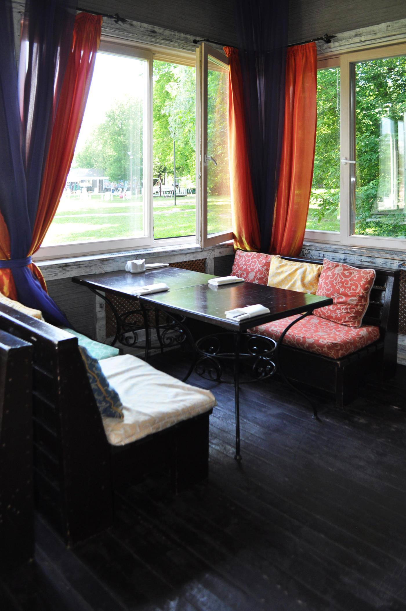 Ресторан Поместье Парк в Серебряном Бору фото 8