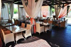 Ресторан Поместье Парк в Серебряном Бору фото 14