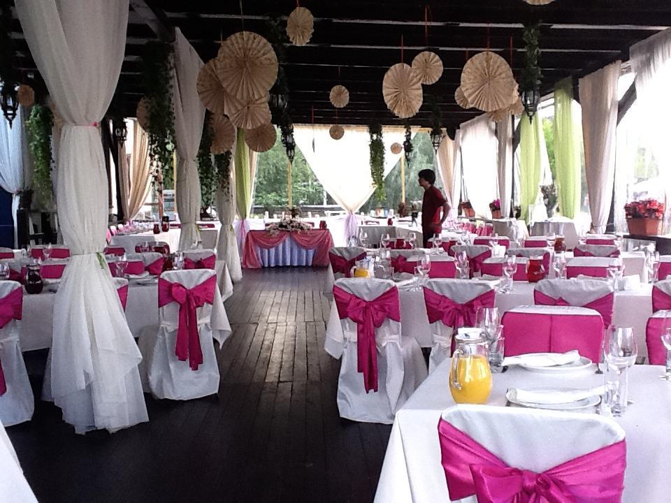 Ресторан Поместье Парк в Серебряном Бору фото 35