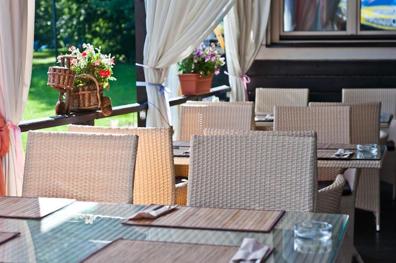 Ресторан Поместье Парк в Серебряном Бору фото 17