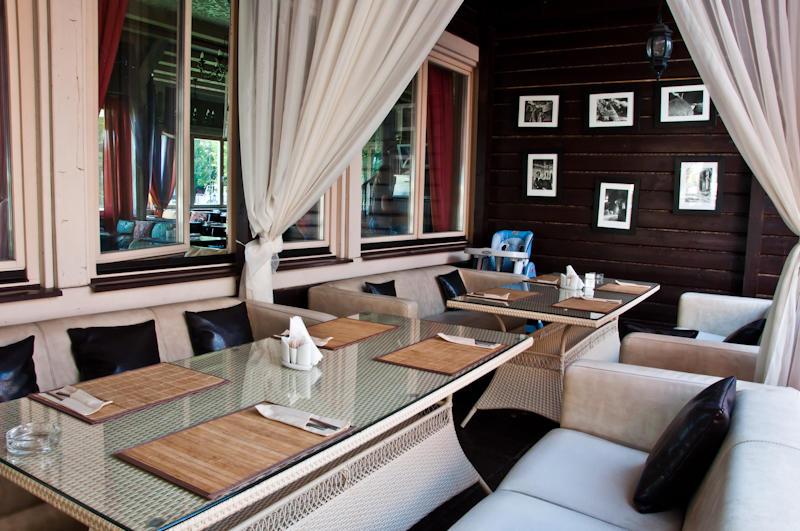 Ресторан Поместье Парк в Серебряном Бору фото 16