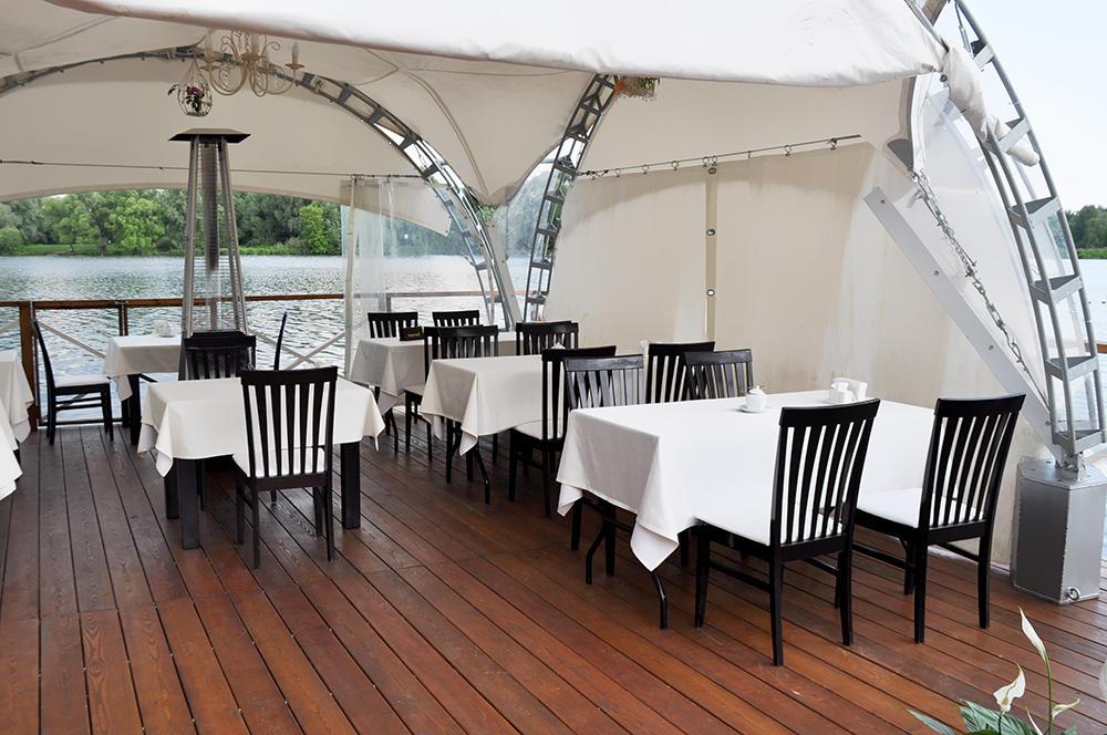 Ресторан Поместье Парк в Серебряном Бору фото 20