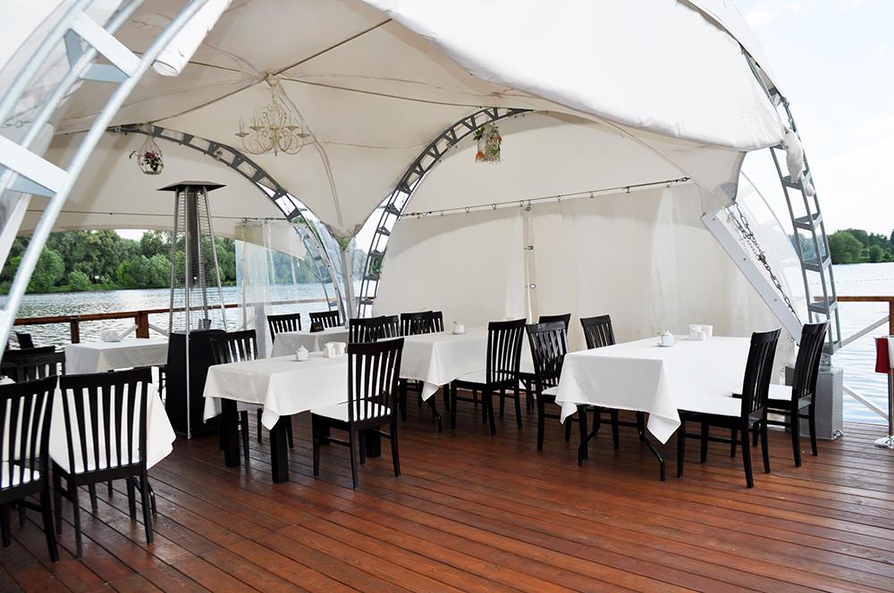 Ресторан Поместье Парк в Серебряном Бору фото 21
