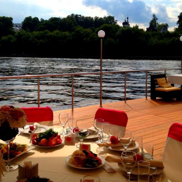 Ресторан Поместье Парк в Серебряном Бору фото 27