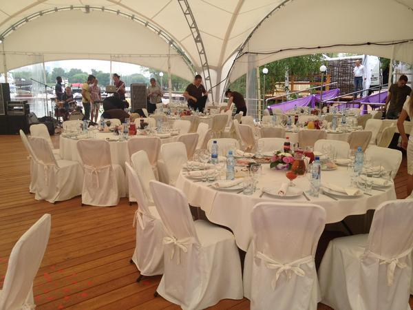Ресторан Поместье Парк в Серебряном Бору фото 33
