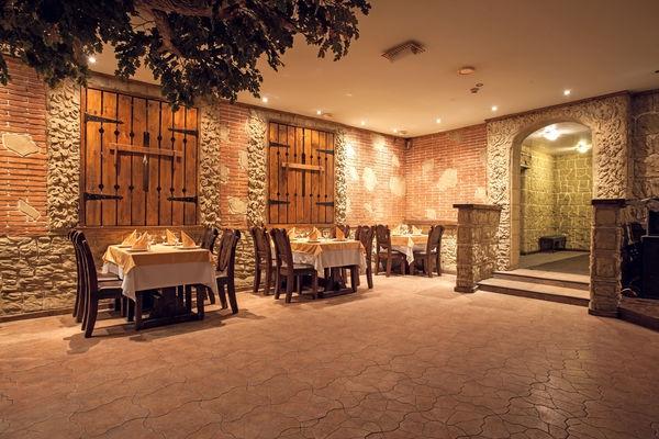 Грузинский Ресторан Камин (Kamin) фото 6
