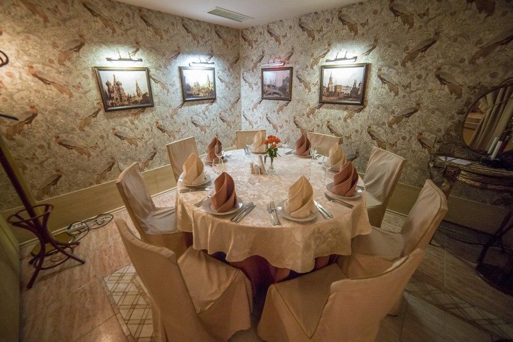 Ресторан в смоленском пассаже фото
