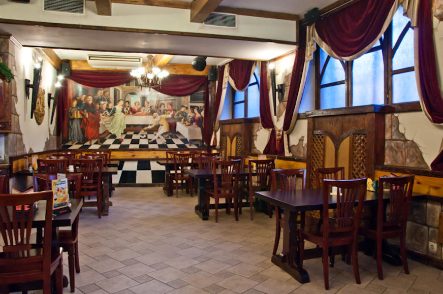 Пивной ресторан Старина Мюллер на Бауманской (Бакунинская) фото 20
