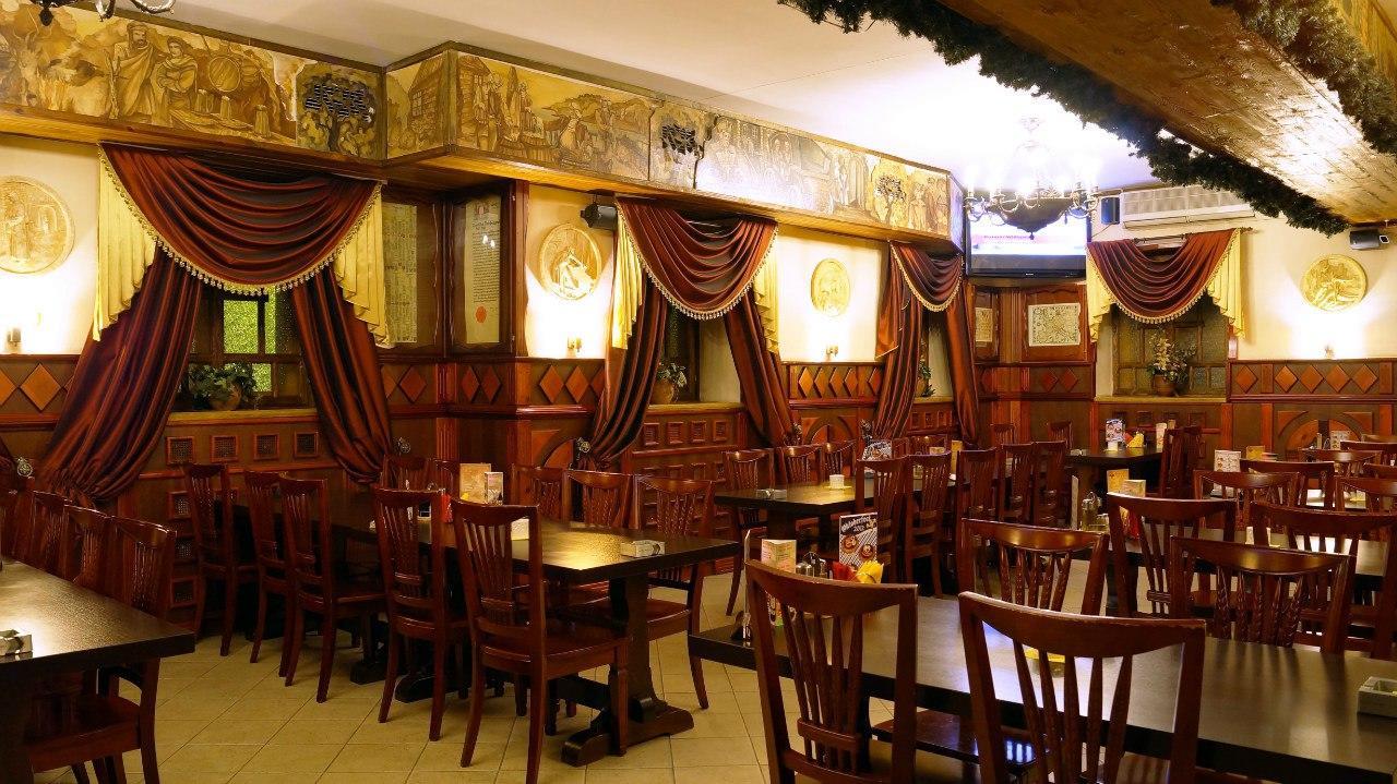 Пивной ресторан Старина Мюллер на Бауманской (Бакунинская) фото 15
