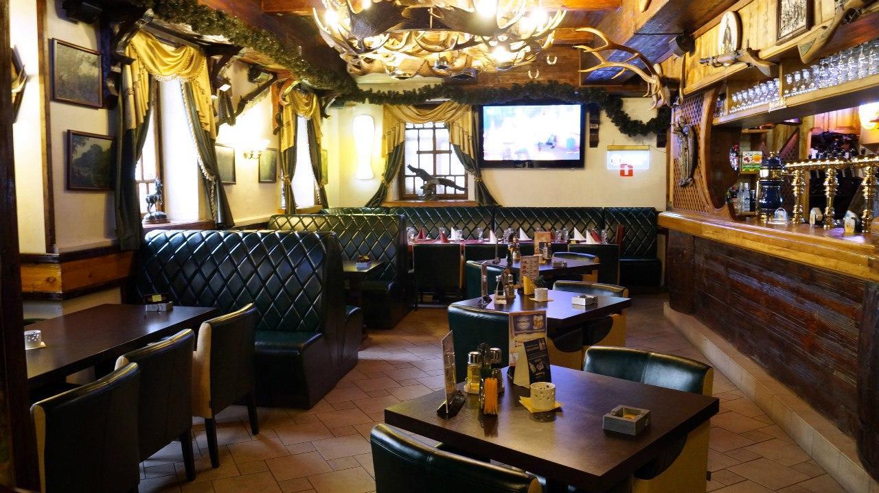 Пивной ресторан Старина Мюллер на Бауманской (Бакунинская) фото 11