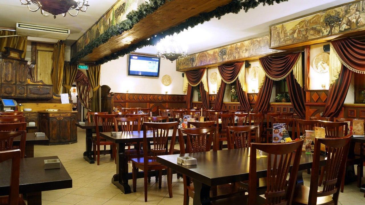 Пивной ресторан Старина Мюллер на Бауманской (Бакунинская) фото 16