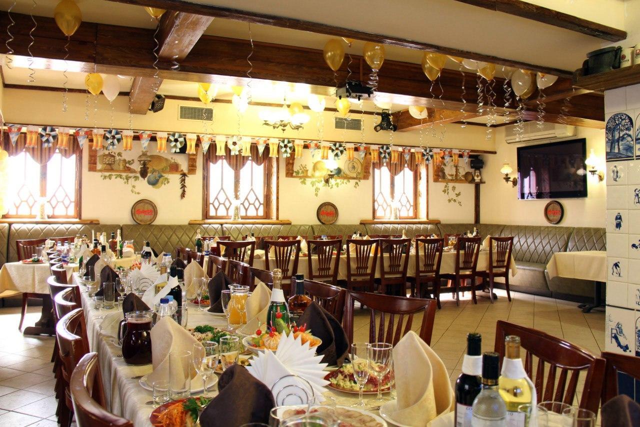 Пивной ресторан Старина Мюллер на Бауманской (Бакунинская) фото 38
