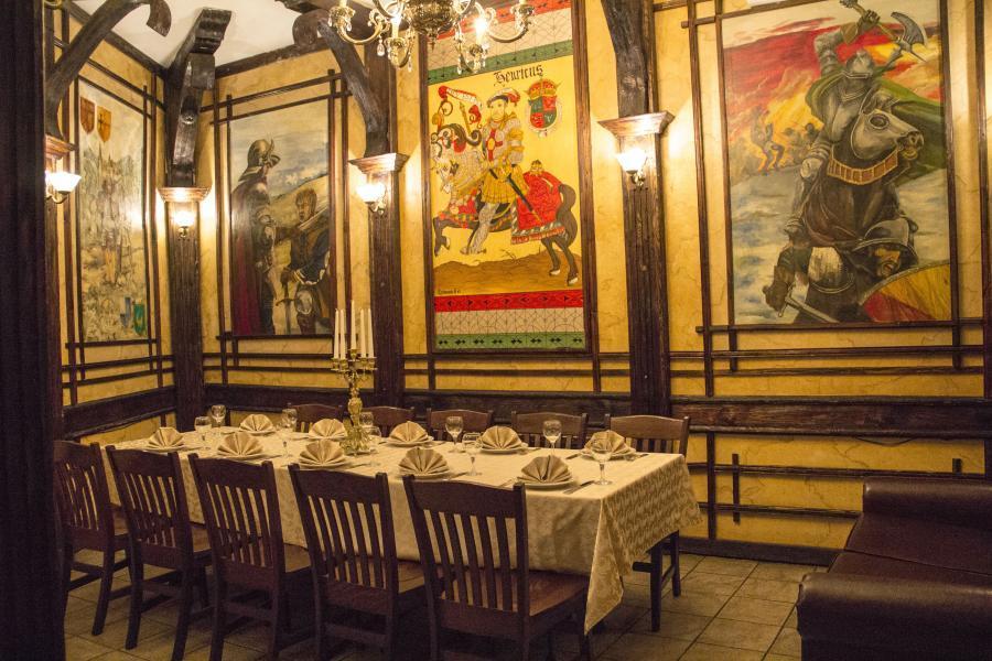 Пивной ресторан Старина Мюллер на Улице 1905 года (Шмитовский проезд) фото 20