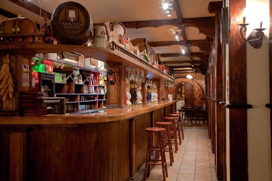 Пивной ресторан Старина Мюллер на Улице 1905 года (Шмитовский проезд) фото 2