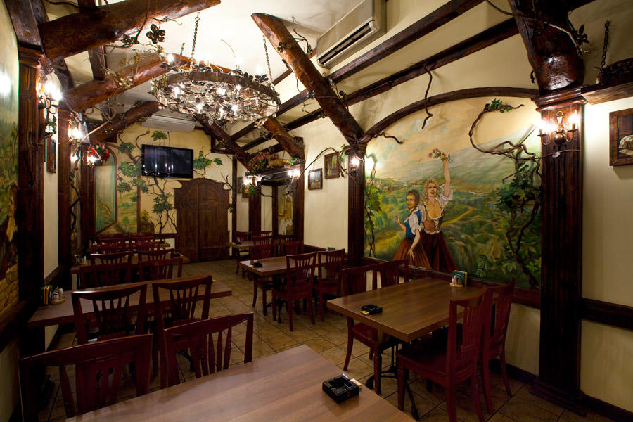 Пивной ресторан Старина Мюллер на Улице 1905 года (Шмитовский проезд) фото 4
