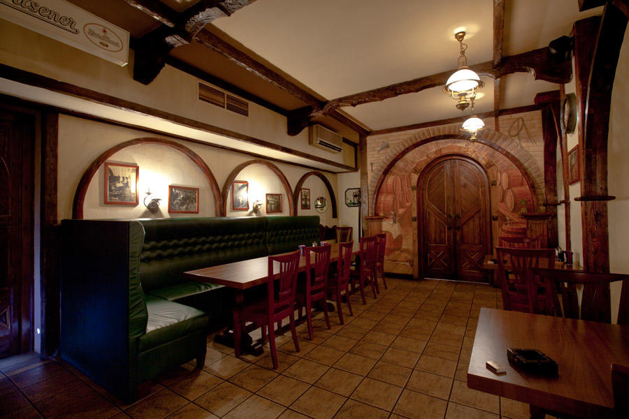 Пивной ресторан Старина Мюллер на Улице 1905 года (Шмитовский проезд) фото 8
