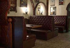 Пивной ресторан Старина Мюллер на Улице 1905 года (Шмитовский проезд) фото 9
