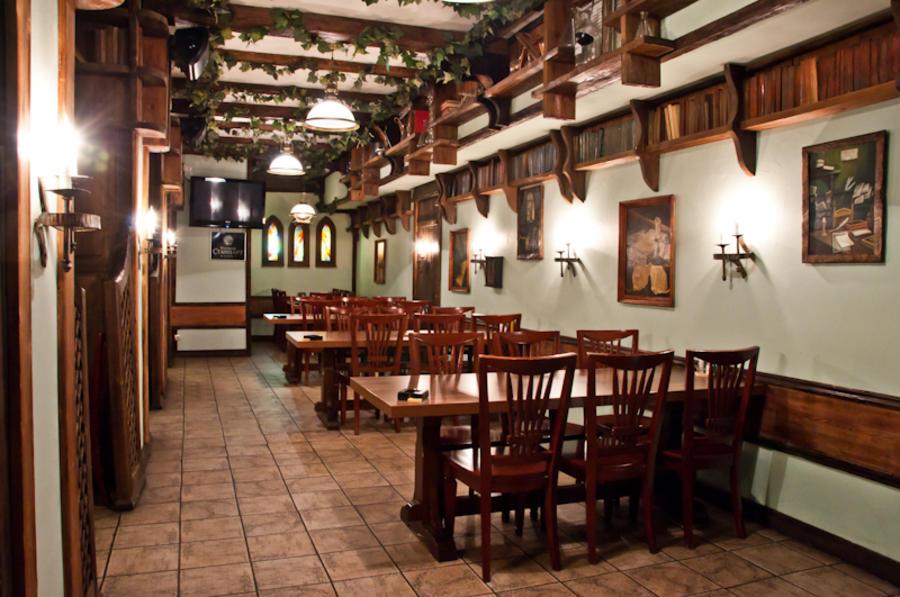 Пивной ресторан Старина Мюллер на Улице 1905 года (Шмитовский проезд) фото 13