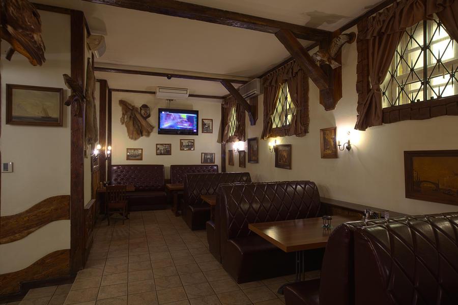 Пивной ресторан Старина Мюллер на Улице 1905 года (Шмитовский проезд) фото 14