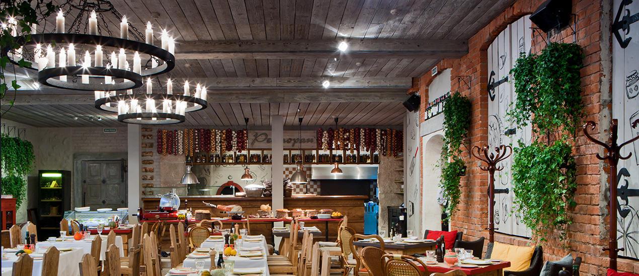 Итальянский Ресторан Донна Маргарита на 1905 года фото 2