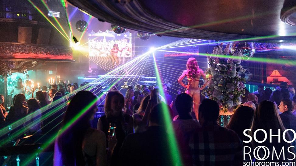 Клуб Soho Rooms (Сохо) фото 53