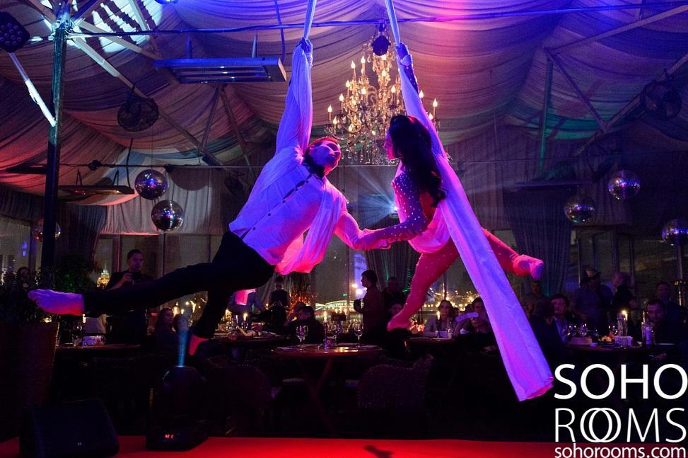Клуб Soho Rooms (Сохо) фото 58