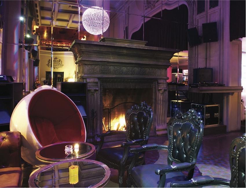 Клуб Soho Rooms (Сохо) фото 31
