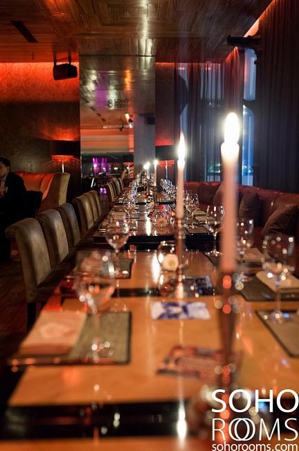 Клуб Soho Rooms (Сохо) фото 36